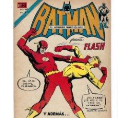 Tebeos: BATMAN - EL HOMBRE MURCIÉLAGO, AÑO XXI, Nº 697, 30 DE AGOSTO DE 1973 ***EDITORIAL NOVARO***. Lote 167784148