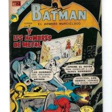 Tebeos: BATMAN - EL HOMBRE MURCIÉLAGO, AÑO XXI, Nº 693, 2 DE AGOSTO DE 1973 ***EDITORIAL NOVARO***. Lote 167785580