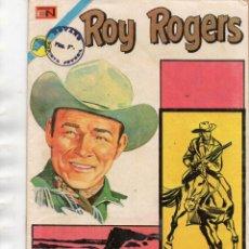 Tebeos: ROY ROGER - AÑO XXI - Nº 285 AÑO 1972 - ROY ROGERS EN LA CABAÑA SOLITARIA. Lote 167811924