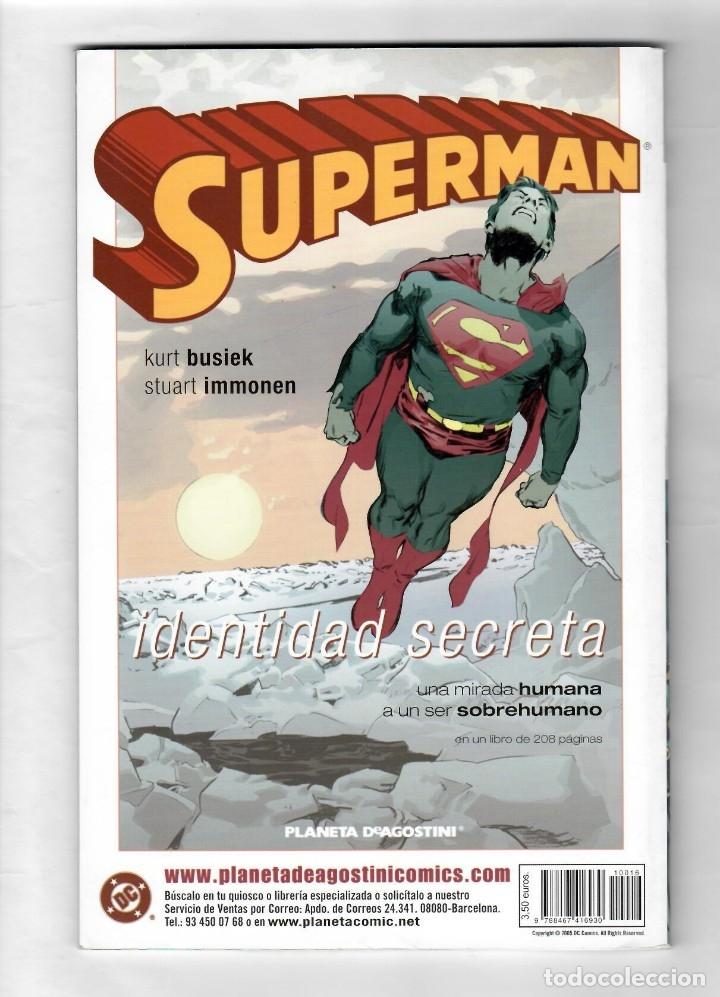 Tebeos: BATMAN - EL FENIX EN EL CAOS - Nº 16 - Planeta DeAgostini - Foto 2 - 58457354