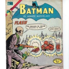 Tebeos: BATMAN - EL HOMBRE MURCIÉLAGO, AÑO XXI, Nº 662, 28 DE DICIEMBRE DE 1972 ***EDITORIAL NOVARO***. Lote 167919424