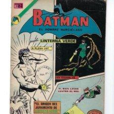 Tebeos: BATMAN - EL HOMBRE MURCIÉLAGO, AÑO XXI, Nº 656, 16 DE NOVIEMBRE DE 1972 ***EDITORIAL NOVARO***. Lote 167920864