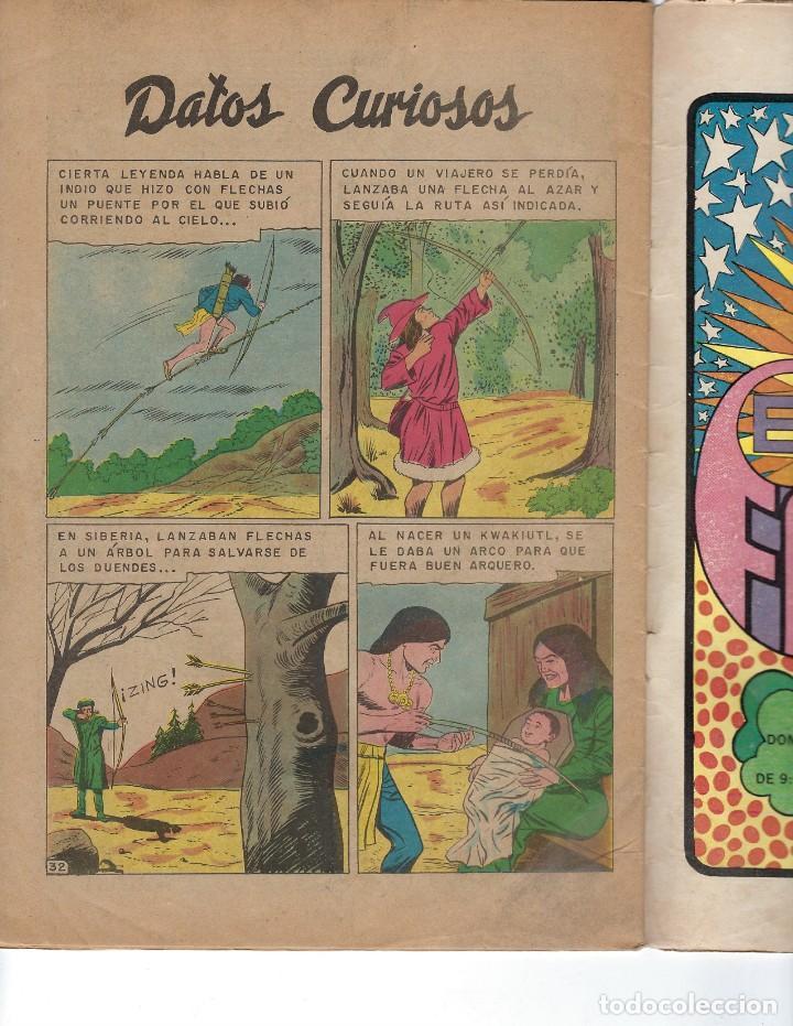 Tebeos: BATMAN - EL HOMBRE MURCIÉLAGO, AÑO XXI, Nº 656, 16 DE NOVIEMBRE DE 1972 ***EDITORIAL NOVARO*** - Foto 6 - 167921240