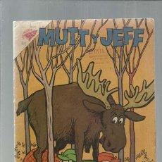 Livros de Banda Desenhada: MUTT Y JEFF 4, 1959, NOVARO, BUEN ESTADO. COLECCIÓN A.T.. Lote 168261560