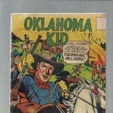 Giornalini: OKLAHOMA KID 4, 1957, USADO. COLECCIÓN A.T.. Lote 168263048