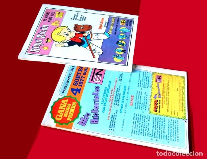 Tebeos: EL SUPER RATÓN, LOTE DOS COMICS; Nº 2-355 -1977 Y Nº 2-365 -1978, SERIE AGUILA, NOVARO, ORIGINALES. - Foto 7 - 135946918