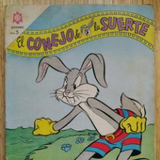 BDs: CÓMIC - EL CONEJO DE LA SUERTE - ED. NOVARO. NÚMERO 200.. Lote 168385236