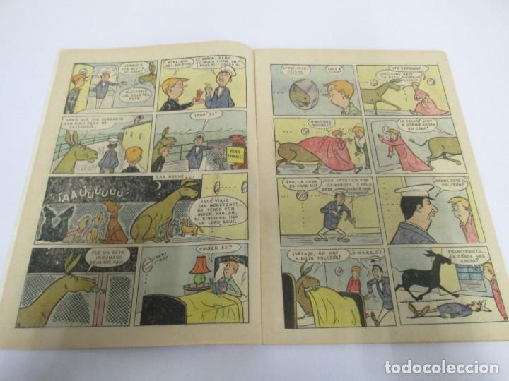 Tebeos: DOMINGOS ALEGRES. FRANCISQUITO. EL MULO PARLANCHIN. Nº 321. 1960. EDITORIAL NOVANO - Foto 5 - 168713196