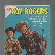 Tebeos: ROY ROGERS 96, 1960, NOVARO, USADO. Lote 168802544