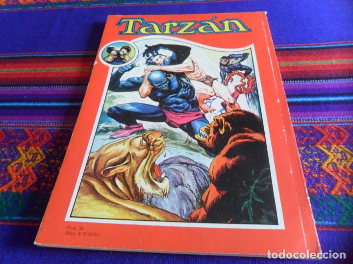 Tebeos: MUY BUEN ESTADO, LIBRO CÓMIC LIBROCOMIC TARZÁN Nº VI 6. NOVARO 1974. 50 PTS. - Foto 2 - 168893064