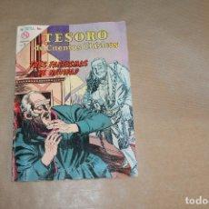 BDs: TESOROS DE CUENTOS CLÁSICOS Nº 76, EDITORIAL NOVARO. Lote 169015144