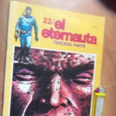 Tebeos: EL ETERNAUTA SEGUNDA EPOCA,34 PAG.OESTERHELD /LOPEZ OTROS JOYA DE CC.FF. ARGENTINO. Lote 169061140