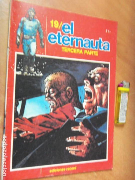 EL ETERNAUTA SEGUNDA EPOCA,34 PAG.OESTERHELD /LOPEZ OTROS JOYA DE CC.FF. ARGENTINO (Tebeos y Comics - Novaro - Vidas ilustres)