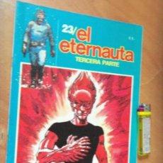 Tebeos: EL ETERNAUTA SEGUNDA EPOCA,34 PAG.OESTERHELD /LOPEZ OTROS JOYA DE CC.FF. ARGENTINO. Lote 169061236