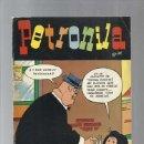 Tebeos: PETRONIA 76, 1961, LA PRENSA, MUY BUEN ESTADO. COLECCIÓN A.T.. Lote 169177032