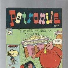 Tebeos - Petronia 93, 1963, La prensa, buen estado. Colección A.T. - 169177220