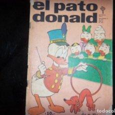 Tebeos: PATO DONALD N.943-1962 DE EDIC. ARGENTINA WALT DISNEY COMICS Y DIDACTICO . Lote 169243644
