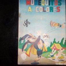 Tebeos: MUÑEQUITOS A COLORES PRES. RATON ATOMICO N.49 1965 EDIT SOL MEXICO TYPO LA PRENSA. Lote 169243704