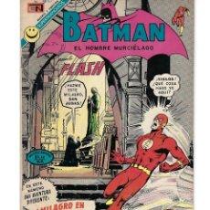 Tebeos: BATMAN - EL HOMBRE MURCIÉLAGO, AÑO XX, Nº 630, 18 DE MAYO DE 1972 ***EDITORIAL NOVARO***. Lote 169296768