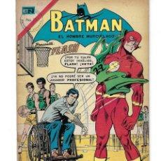 Tebeos: BATMAN - EL HOMBRE MURCIÉLAGO, AÑO XX, Nº 613, 20 DE ENERO DE 1972 ***EDITORIAL NOVARO***. Lote 169297944