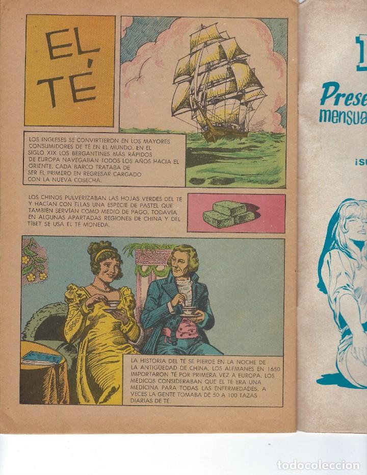 Tebeos: BATMAN - EL HOMBRE MURCIÉLAGO, AÑO XIX, Nº 600, 21 DE OCTUBRE DE 1971 ***EDITORIAL NOVARO*** - Foto 6 - 169382840