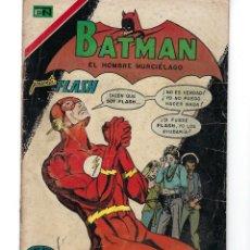 Tebeos: BATMAN - EL HOMBRE MURCIÉLAGO, AÑO XIX, Nº 599, 14 DE OCTUBRE DE 1971 ***EDITORIAL NOVARO***. Lote 169545448