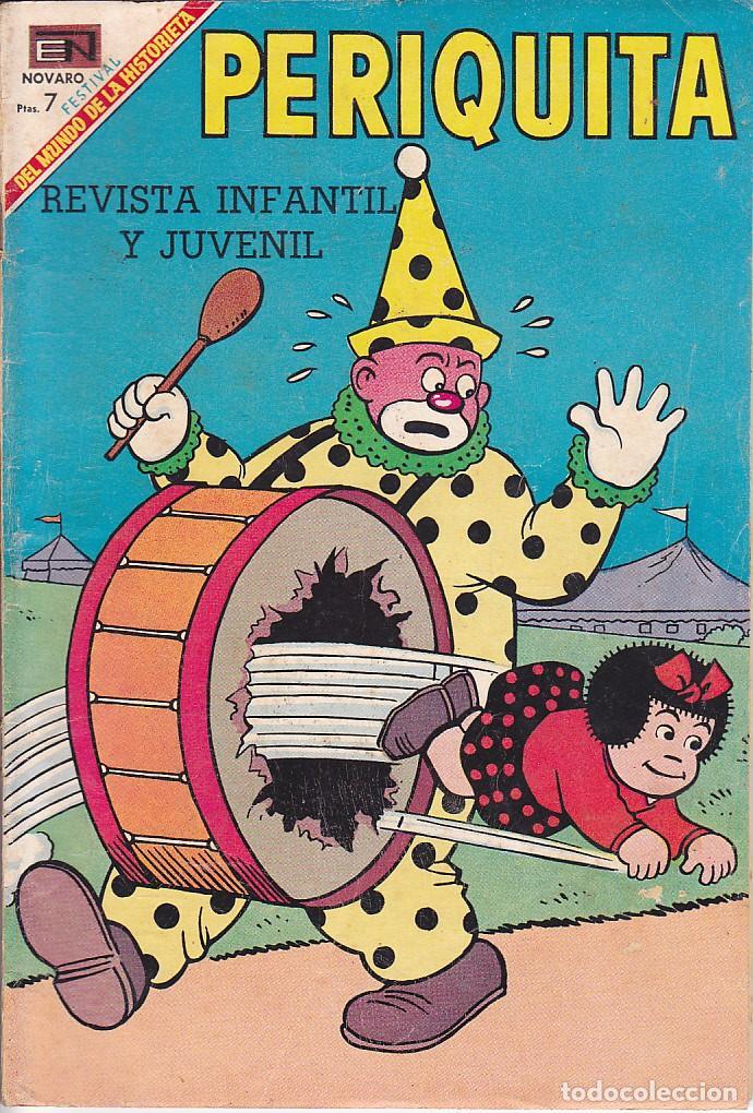 COMIC COLECCION PERIQUITA Nº 94 (Tebeos y Comics - Novaro - Otros)