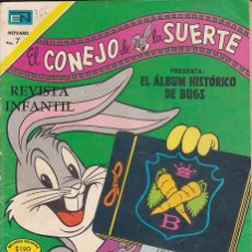Tebeos: COMIC COLECCION EL CONEJO DE LA SUERTE Nº 366. Lote 169550036