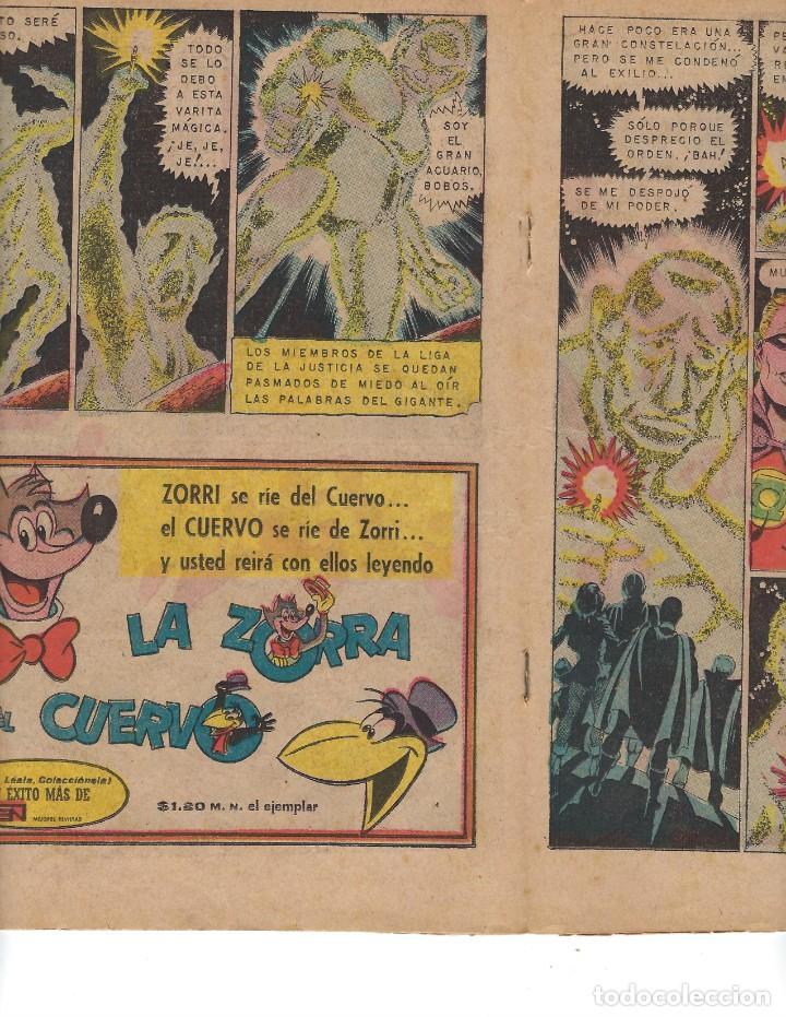 Tebeos: BATMAN - EL HOMBRE MURCIÉLAGO, AÑO XVIII, Nº 563, 24 DE DICIEMBRE DE 1970***EDITORIAL NOVARO*** - Foto 4 - 169551676