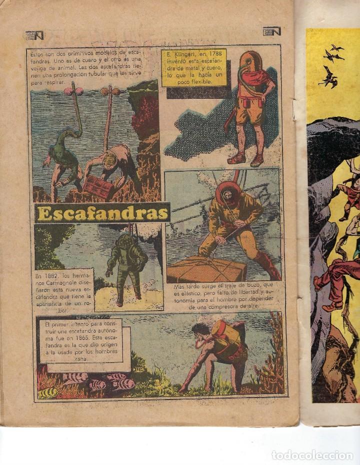 Tebeos: BATMAN - EL HOMBRE MURCIÉLAGO, AÑO XVIII, Nº 563, 24 DE DICIEMBRE DE 1970***EDITORIAL NOVARO*** - Foto 6 - 169551676