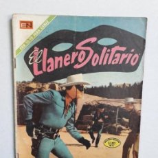 Tebeos: EL LLANERO SOLITAIRO N° 239 FOTO EN PORTADA - ORIGINAL EDITORIAL NOVARO. Lote 169609436