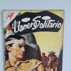 Tebeos: EL LLANERO SOLITARIO N° 60 - ORIGINAL EDITORIAL NOVARO. Lote 169827568