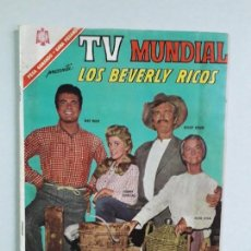 Tebeos: LOS BEVERLY RICOS - TV MUNDIAL N° 83 - ORIGINAL EDITORIAL NOVARO. Lote 169827840