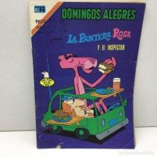 Tebeos: LA PANTERA ROSA Y EL INSPECTOR - NOVARO - DOMINGOS ALEGRES - Nº 1114 - AÑO XXII - 1975. Lote 169901312