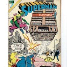 Tebeos: SUPERMAN, AÑO XXII, Nº 954, 6 DE MARZO DE 1974***EDITORIAL NOVARO***. Lote 169950136