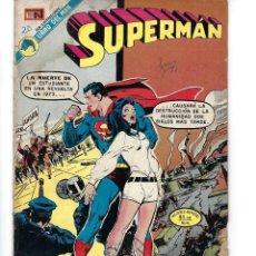 Tebeos: SUPERMAN, AÑO XXII, Nº 924, 8 DE AGOSTO DE 1973 ***EDITORIAL NOVARO***. Lote 169950900