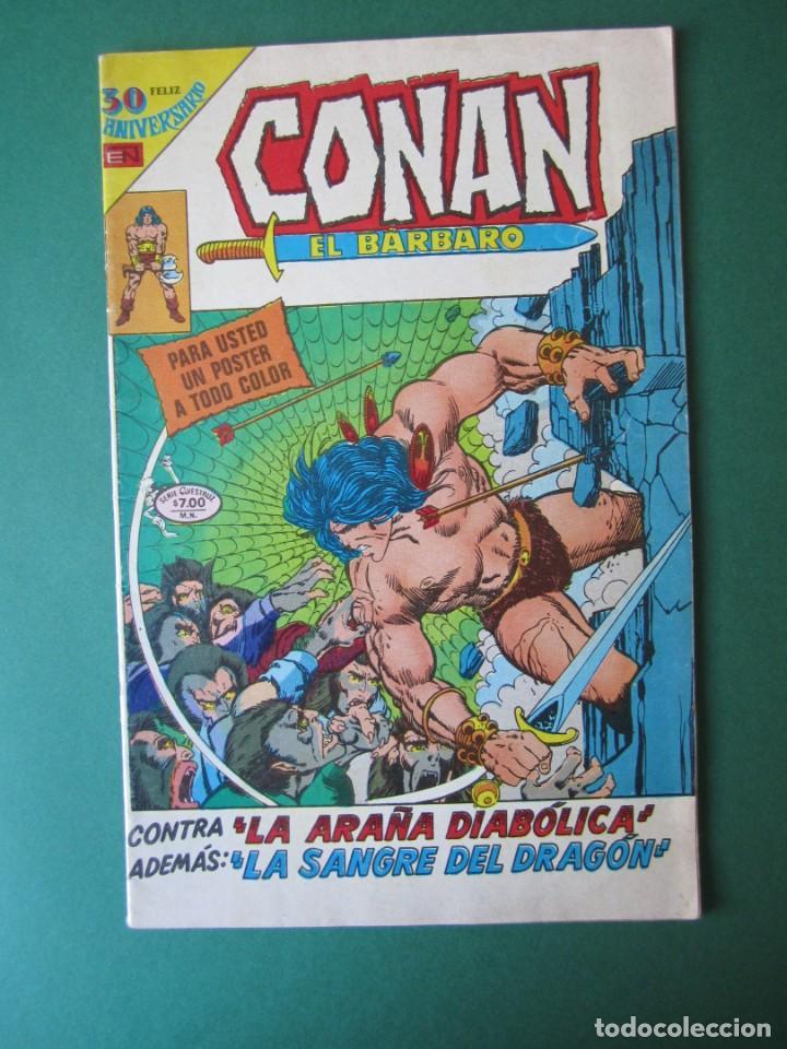 CONAN (1980, NOVARO) -AVESTRUZ / AGUILA- 12 · 1980 · CONAN EL BÁRBARO (Tebeos y Comics - Novaro - Otros)