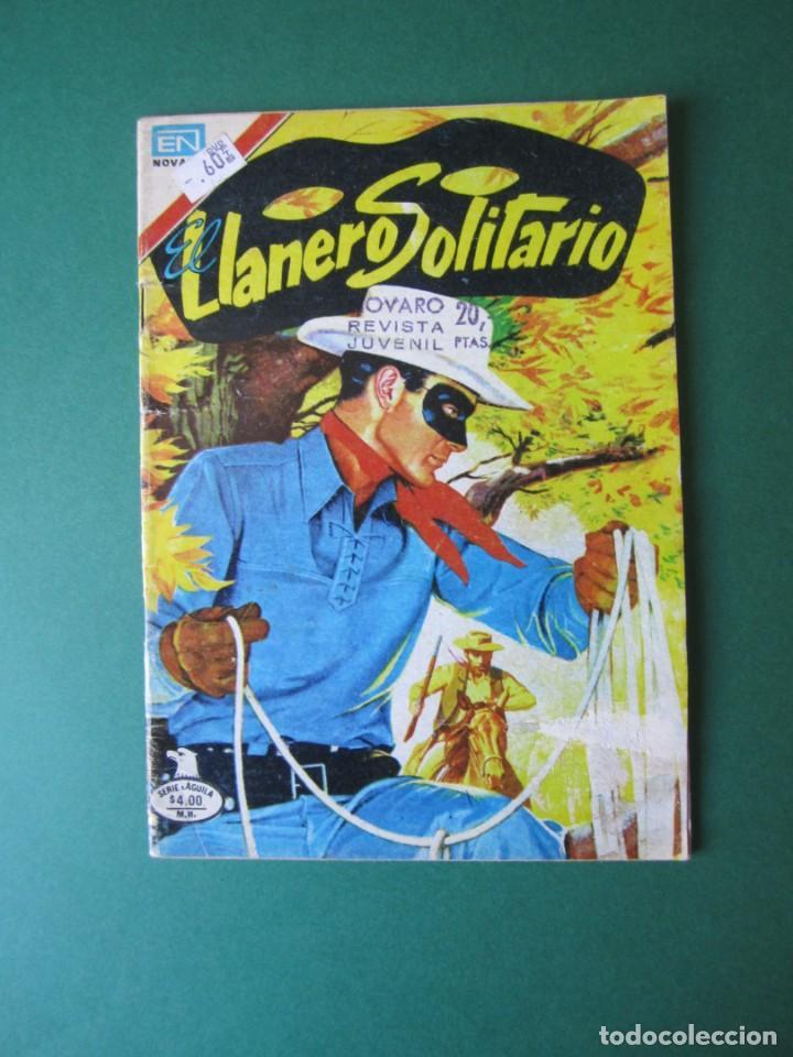 LLANERO SOLITARIO, EL (1953, EMSA / SEA / NOVARO) 437 · 1-IV-1979 · EL LLANERO SOLITARIO (Tebeos y Comics - Novaro - El Llanero Solitario)