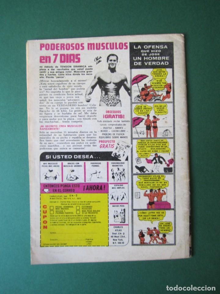 Tebeos: LLANERO SOLITARIO, EL (1953, EMSA / SEA / NOVARO) 437 · 1-IV-1979 · EL LLANERO SOLITARIO - Foto 2 - 170039060
