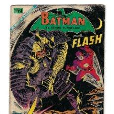 Tebeos: BATMAN - EL HOMBRE MURCIÉLAGO, AÑO XVII, Nº 493, 21 DE AGOSTO DE 1969 ***EDITORIAL NOVARO***. Lote 170055988