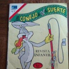 Tebeos: EL CONEJO DE LA SUERTE Nº 425 - NOVARO - BUGS BUNNY . Lote 170097684