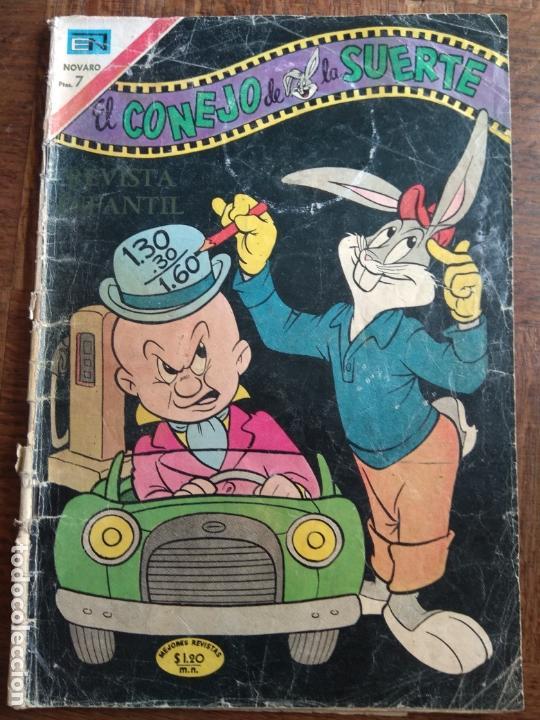 EL CONEJO DE LA SUERTE Nº 350 - NOVARO - BUGS BUNNY (Tebeos y Comics - Novaro - El Conejo de la Suerte)