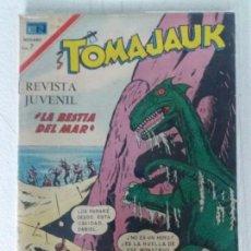 Tebeos: TOMAJAUK Nº 177 NOVARO IMPECABLE ESTADO. Lote 170109520