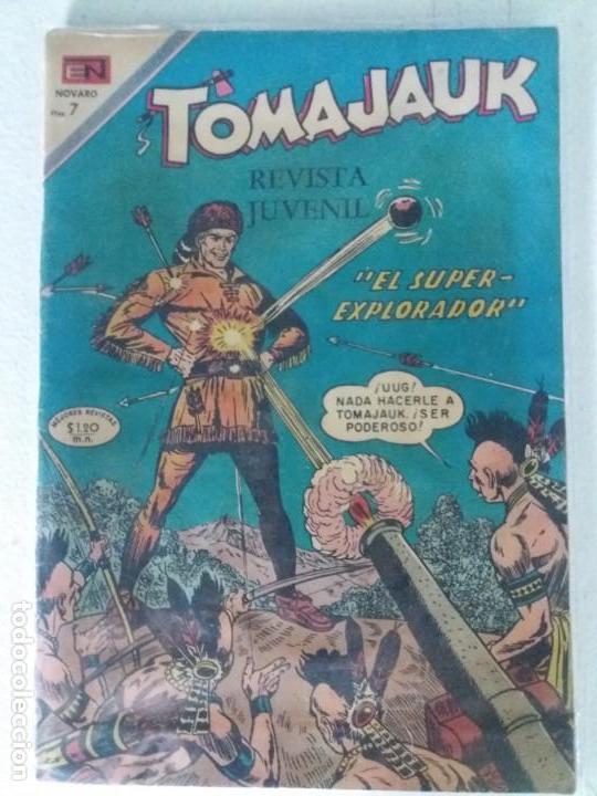 TOMAJAUK Nº 176 NOVARO IMPECABLE ESTADO (Tebeos y Comics - Novaro - Otros)