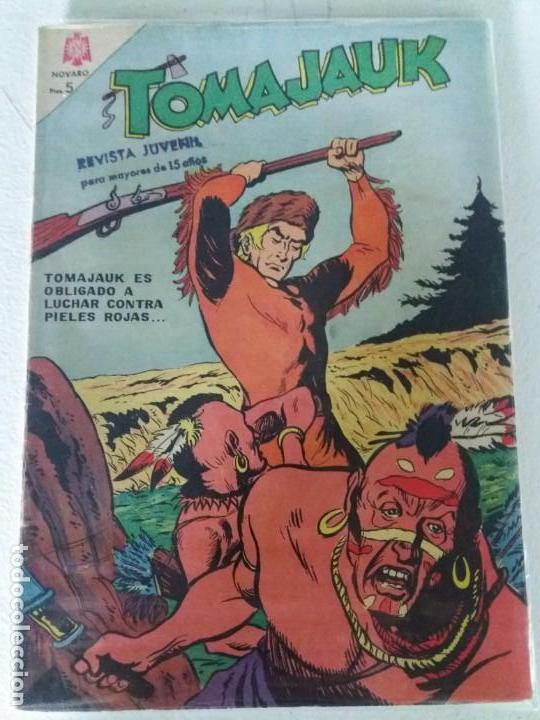 TOMAJAUK Nº 131 NOVARO IMPECABLE ESTADO (Tebeos y Comics - Novaro - Otros)
