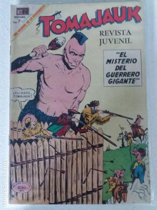 TOMAJAUK Nº 167 NOVARO IMPECABLE ESTADO (Tebeos y Comics - Novaro - Otros)