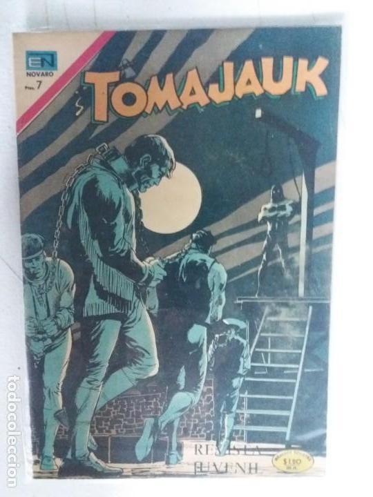 TOMAJAUK Nº 177 NOVARO IMPECABLE ESTADO (Tebeos y Comics - Novaro - Otros)