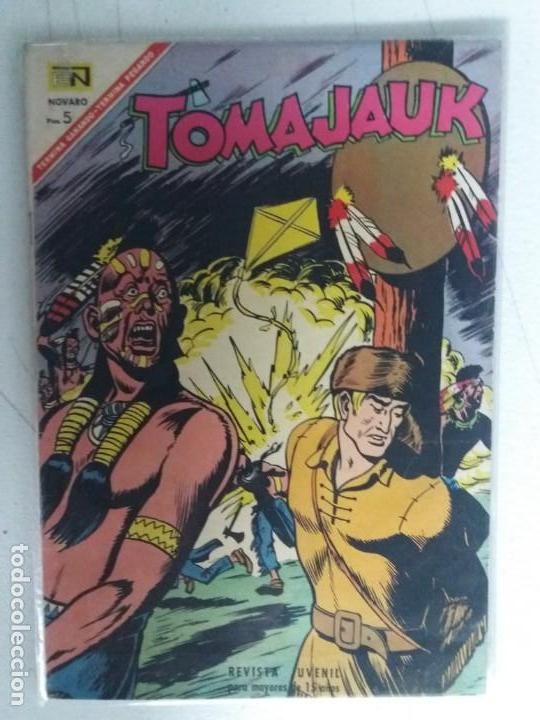 TOMAJAUK Nº 145 NOVARO IMPECABLE ESTADO (Tebeos y Comics - Novaro - Otros)