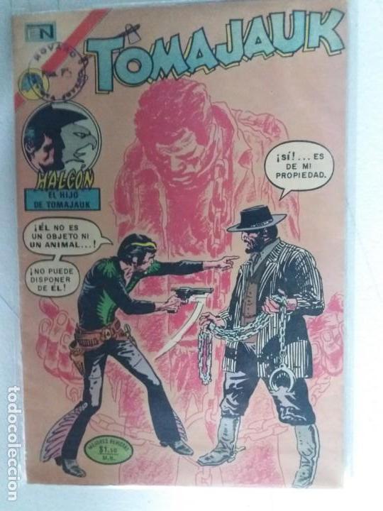 TOMAJAUK Nº 212 NOVARO IMPECABLE ESTADO (Tebeos y Comics - Novaro - Otros)