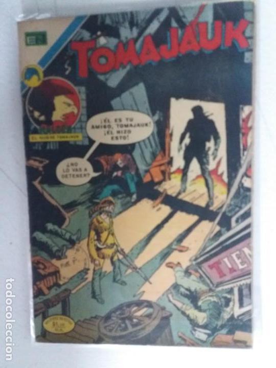 TOMAJAUK Nº 210 NOVARO IMPECABLE ESTADO (Tebeos y Comics - Novaro - Otros)